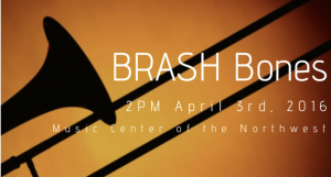 Poster for BRASH bones