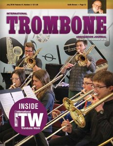 International Trombone Association -
