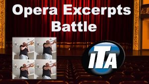 Logo for Opera Excerpt Battle